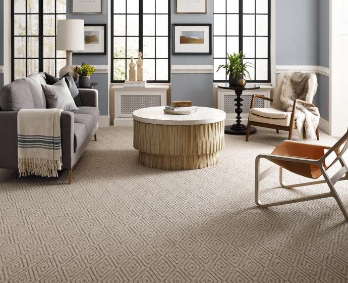 Living room flooring design | The Floor Store
