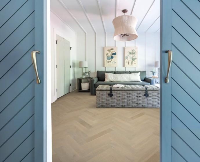 Glee chevron tile flooring | The Floor Store