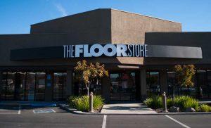 Exterior view of showroom   The Floor Store