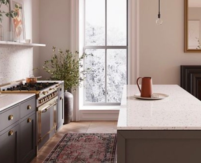 Cambria white plains | The Floor Store
